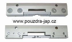 Úchyt VETRO 22 pro celoskleněné dveře bez výřezu, síla skla 8 - 12 mm